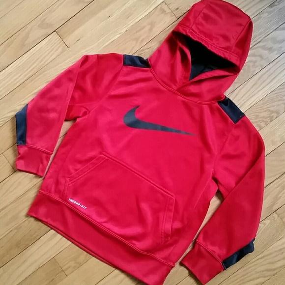 b0bd1b92b Size 7/8 kids Nike hoodie sweatshirt